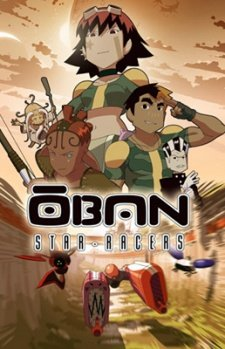 Oban Star-Racers